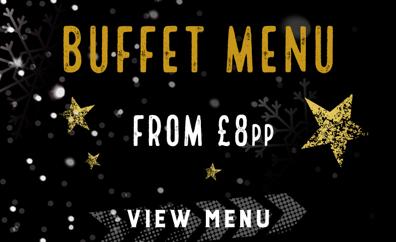 Festive buffet menu at The Optimist
