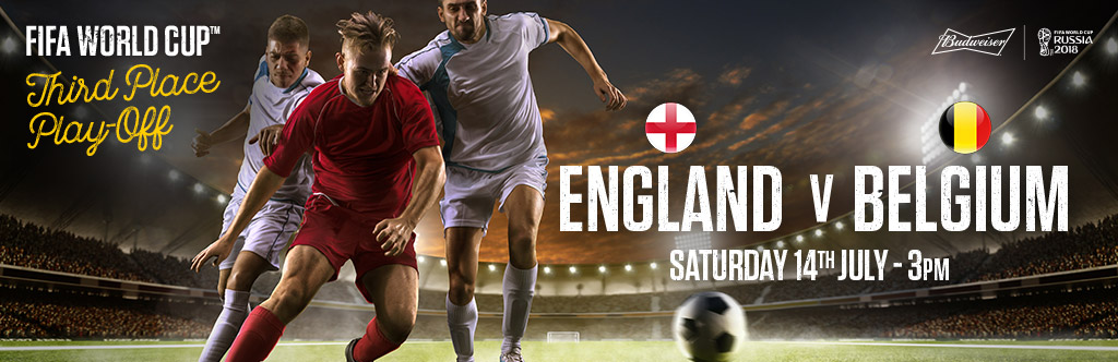 England Football live at The Optimist